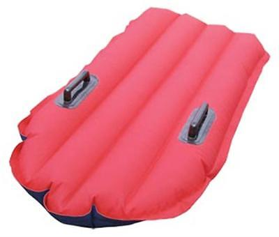 Surfing Mat Waverider Red Blue Rubber Cotton Inflatable Surf Mat BodyBoard 140cm Surf-mat