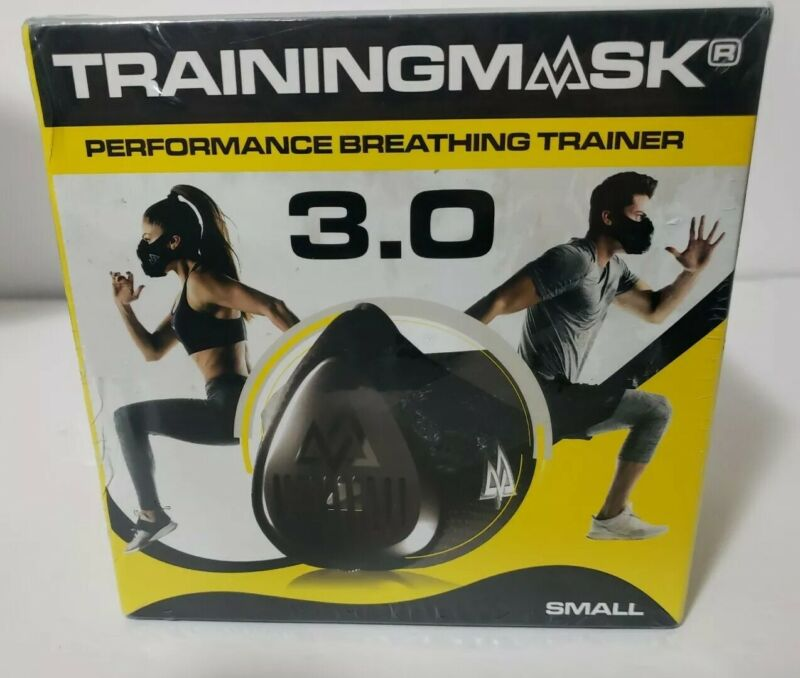 Elevation Training Mask 3.0 Size Small Authentic/Certified NEW
