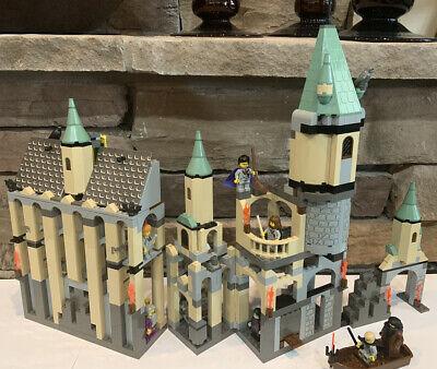 Lego Harry Potter 4709 Hogwarts Castle with instructions no box