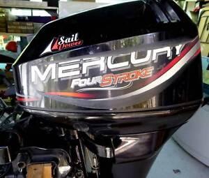 Mercury 9.9 big foot 4 stroke high thrust outboard Wayville Unley Area Preview