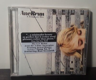 A Temporary Dive  Bonus Track  By Ane Brun  Cd  May 2006  Determine