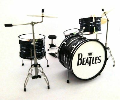 Ludwig The Beatles - Batteria in Miniatura - Miniature Drum Set -...