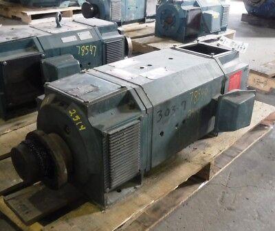 50 HP DC Reliance Electric Motor, 1150 RPM, C2514ATZ, DPFV, 500 V