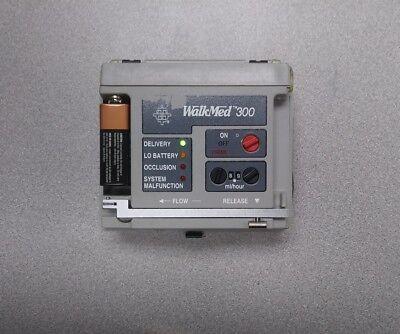 Medfusion Walkmed 300 Portable Pump Abbott Alaris Baxa Portable Syringe Pump