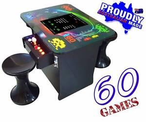 Arcade Machine 60 Games - Cocktail design - 2 Player Aspley Brisbane North East Preview
