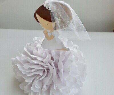 First Communion Cake (First Communion Centerpiece,Cake Topper, Table Decor Boy Or Girl)