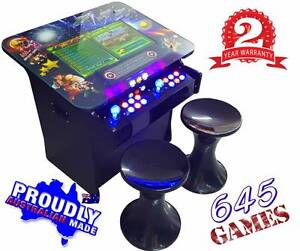 Arcade Machine - Awesome 645 Games - 2 Player - NEW Aspley Brisbane North East Preview