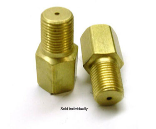 """Oil Inlet Restrictor .065"""" Hole Size 1/8"""" Npt(journal Bearing And Larger Gt Bb)"""