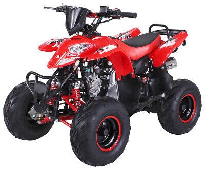 """Quad atv 125cc automatico ruote 8 """" con retromarcia freni a disco 50 km/h cross na sprzedaż  Wysyłka do Poland"""