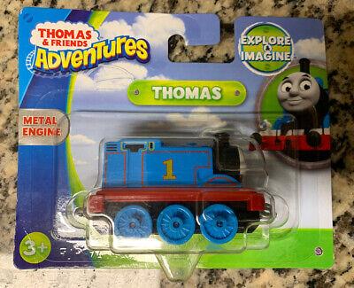 Thomas & Friends Adventures Explore & Imagine Die-Cast Metal Train Engine, New
