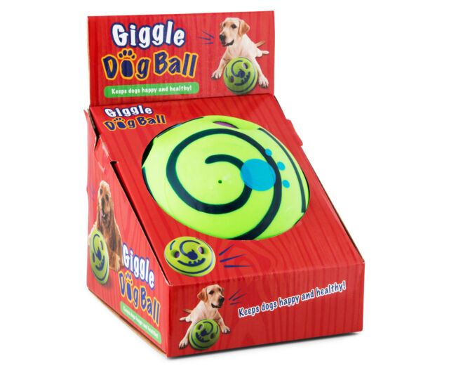 Giggle Dog Ball