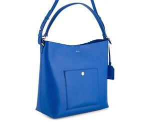BNWT Ralph Lauren Newbury Pocket Hobo Bag