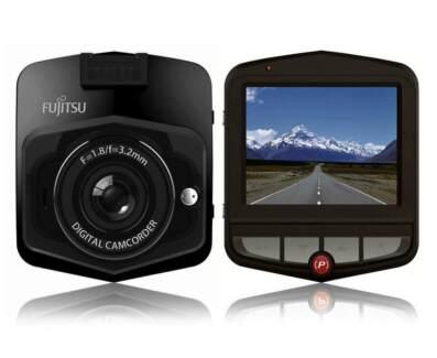 Fujitsu FD7 1080P DashCam with 32GB MicroSD