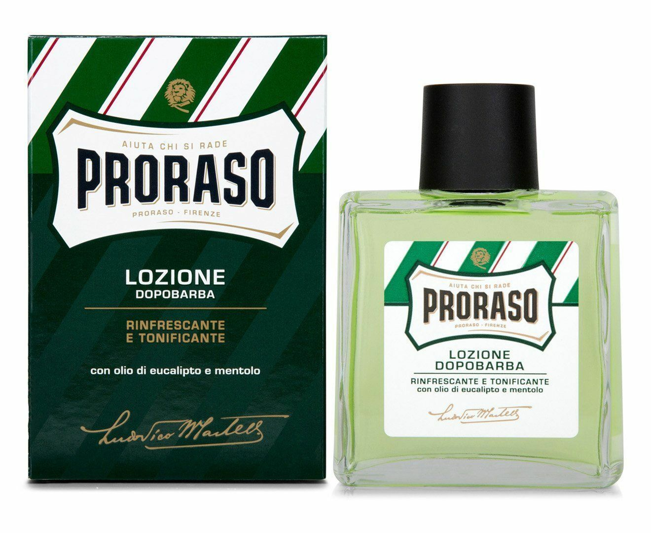 Proraso Refresh Aftershave Lotion, 3.4 oz