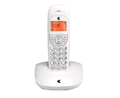 Make an offer - Cordless Phone white