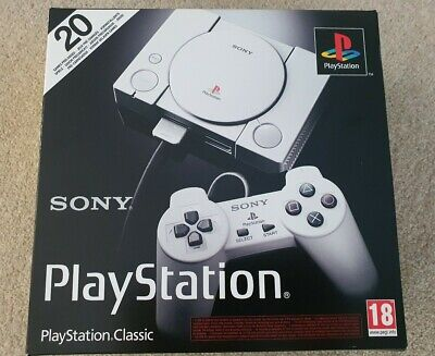 PlayStation Classic Mini Console - Brand New - Fast Delivery - Retro Gaming