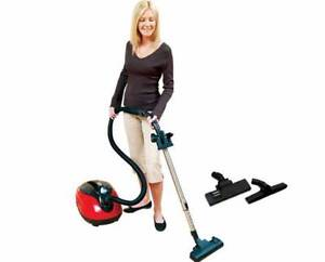Vacuum Cleaner H2O Turbo Vac (Water Filtration) Edge Hill Cairns City Preview