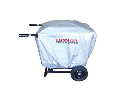 Honda Eu3000is Generator Silver Cover - 08p57-zs9-00s
