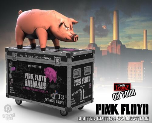 Pink Floyd (The Pig) Rock Iconz® On Tour Series Collectible