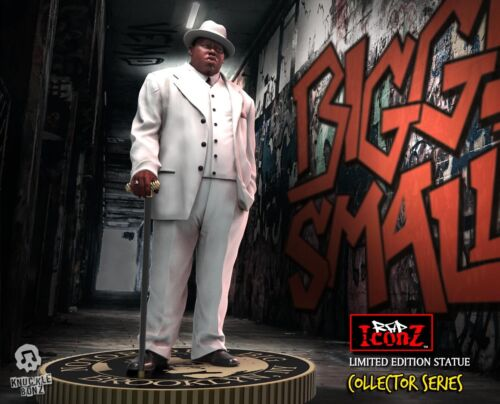 The Notorious B.I.G. Biggie Smalls Rap Iconz™ Statue