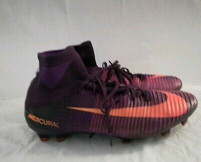 Nike Mercurial Superfly V FG Soccer Cleats  Purple Dynasty 831940-585 Size 11.5