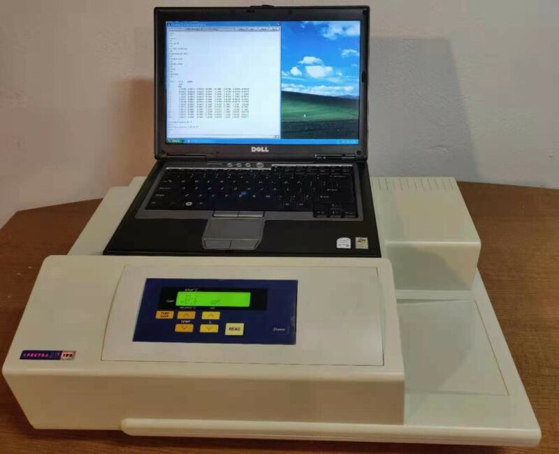 Molecular Devices SpectraMAX 190 Microplate Reader (Ready to use)