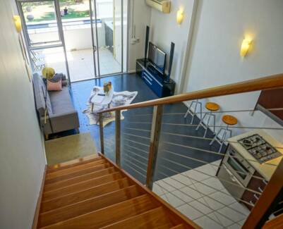 Kelvin Grove New York Style Loft Apartment