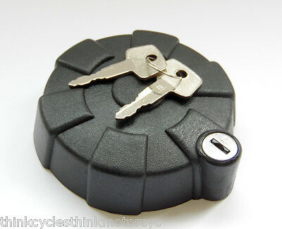 MOTORCYCLE FUEL TANK CAP LOCKABLE FOR <em>YAMAHA</em> DT80 DT125 XT 600 VENTILA