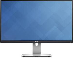 """Dell UltraSharp U2715H 27"""" LED Gaming Monitor QHD 16:9 HDMI IPS Arncliffe Rockdale Area Preview"""