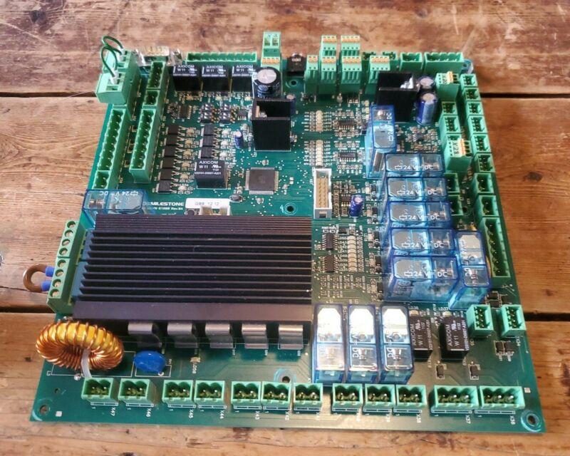 Milestone LOGOS Fully Microwave Hybrid Tissue Processor motherboard part 61600