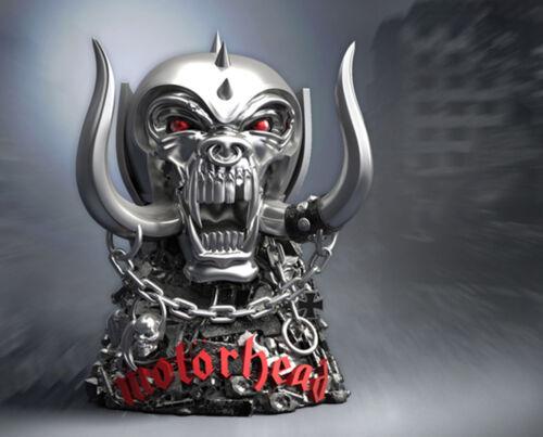 Warpig (Motörhead) Rock Iconz™ Statue Direct from KnuckleBonz