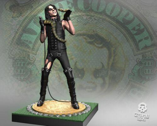 Alice Cooper II (Snake) Rock Iconz™ Statue Direct from KnuckleBonz