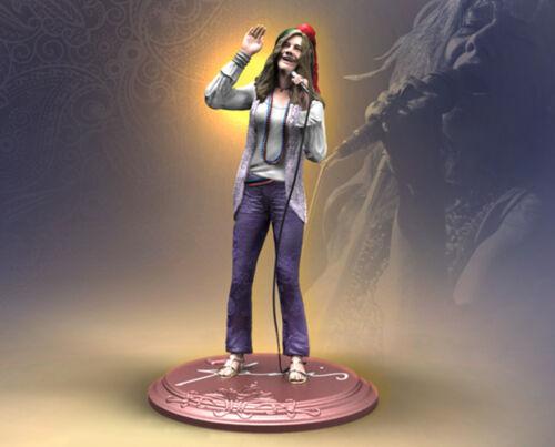 Janis Joplin Rock Iconz™ Statue Direct from KnuckleBonz