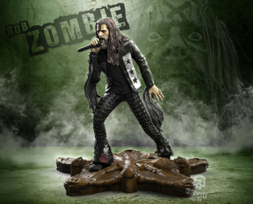 Rob Zombie Rock Iconz™ Statue Direct from KnuckleBonz