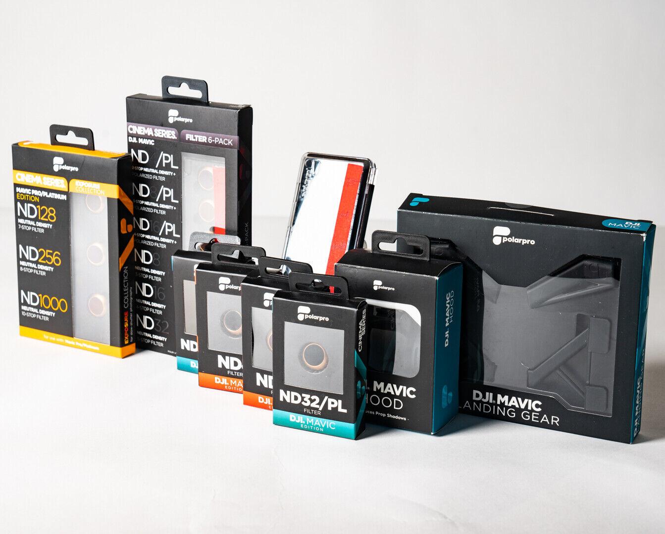 PolarPro ND64 Filter for DJI Mavic Pro//Mavic Platinum Cinema Series