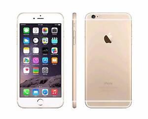 Apple iPhone 6 Plus 128 GB Gold. Perfect condition Auburn Auburn Area Preview