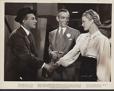 Blue Skies 1946 8x10 black & white movie still photo #187
