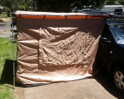 Adventure Kings Awning Tent Suits 2m X 25m Waterproof