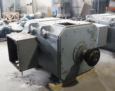500 Hp Dc General Electric Motor 650 Rpm 6262 Frame Dpfv 500 V