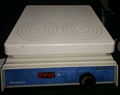 Barnsteadthermolyne Mirak S73135 4-position Magnetic Stirrer 1200rpm