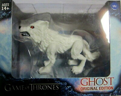 GAME OF THRONES Ghost - Vinyl Figur - - Ghost Game Of Thrones