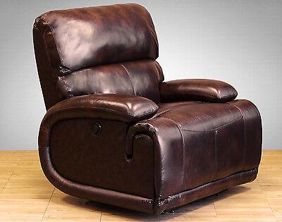 Barcalounger Hudson II POWER Casual Comfort Recliner Chair V