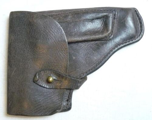 Gun Holster Vintage Soviet Military Officer Leather Makarov PM USSR