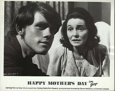 Happy Mothers Day Love George 1973 8x10 Black & white movie photo #16a](Happy Mothers Day Photos)