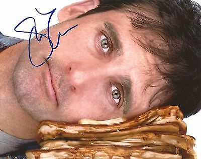 Steve Carell Signed 40 Year Old Virgin 8 X 10 Photo Autograph W  Coa Auto