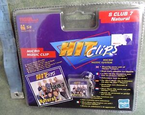 MICRO-MUSIC-CLIP-S-CLUB-7-NATURAL-TIGER-HASBRO