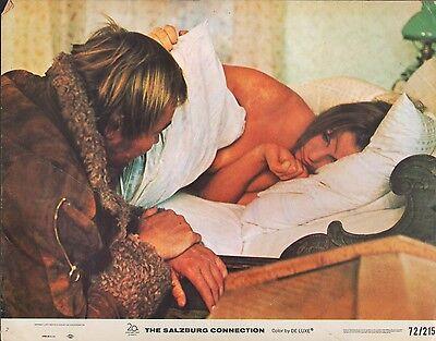The Salzburg Connection 1972 11x14 Lobby Card #2