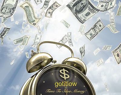 gotitlow-Time To Save