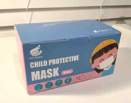Zhuyi Kids friendly Face mask three layer protection (100 pcs)