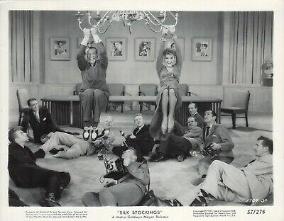 Silk Stockings (1957) 8x10 black & white movie photo #30 ()